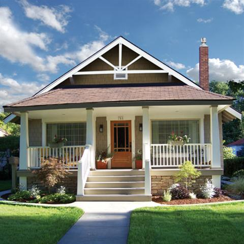 Timeless trait tuesday inviting and welcoming Simple beautiful homes exterior